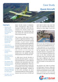 JETCAM case study on Quest Aircraft
